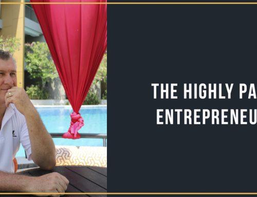 The Highly Paid Entrepreneur
